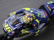 Sekarang Rossi Takut Lintasan Basah