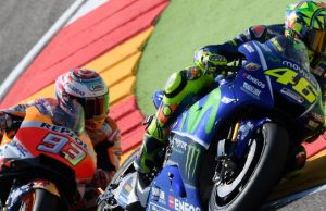 Kesempatan Rossi Balas Dendam ke Marquez