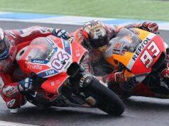 Marquez Senang Sajikan Balapan Tidak Membosankan