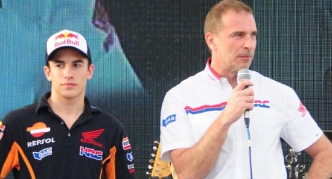 Livio Suppo Tinggalkan Honda MotoGP