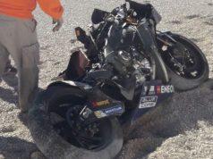 M1 Hancur, Yamaha Senang Rossi Tak Cidera