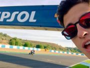 Kata Adik Marquez Usai Geber Motor MotoGP