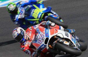 Yamaha Tanggapi Rumor Dovi Gantikan Rossi di 2019