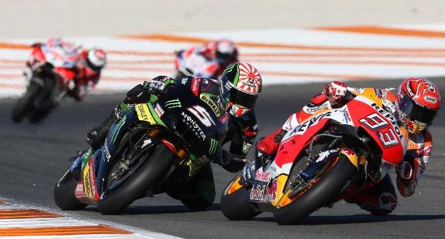 KTM Duetkan Marquez - Zarco di MotoGP 2019