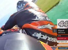 Hasil Lengkap Latihan Bebas 2 Moto2 Valencia, Spanyol 2017