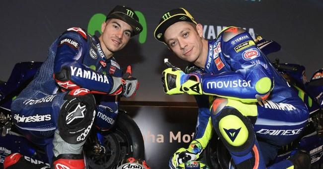 Yamaha Luncuran Motor Baru Rossi 24 Januari di Madrid