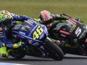 Rossi: Zarco Beringas Karena Tak Pakai Rem