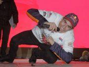 Marquez Tak Anggap Rossi Lawan Kuat di 2018