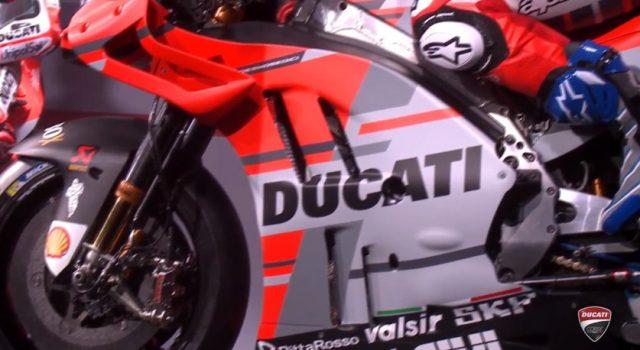 Ada Warna Baru di Motor Ducati Lorenzo - Dovi