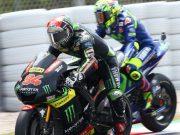 Rossi Sedih Folger Harus Absen di MotoGP 2018