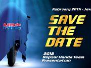 Repsol Honda Luncurkan Tim 2018 di Jakarta