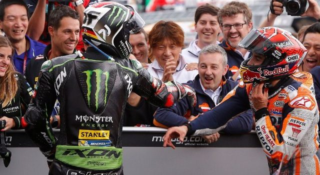 Marquez: Semoga Cepat Kembali ke MotoGP, Folger