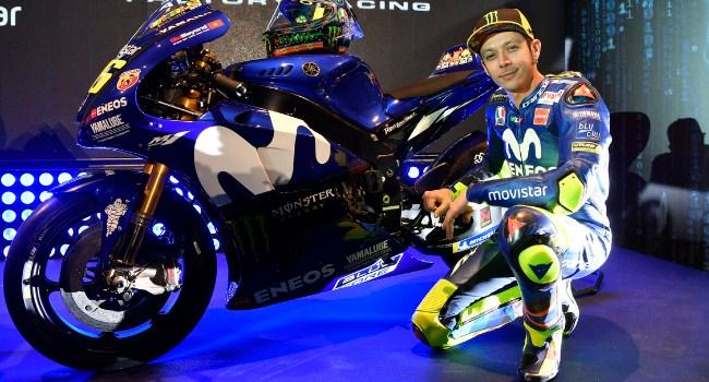 Kata Rossi Soal Kemampuan Motor Barunya