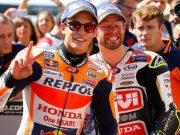 Marquez Pastikan Tak Tinggalkan Repsol Honda