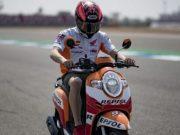Tes Thailand, Marquez Jiplak Data Honda Superbike