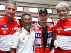 Uang Ducati Belum Cukup Kontrak Lorenzo dan Dovi