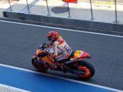 Marquez Tercepat di Hari Kedua Tes Thailand