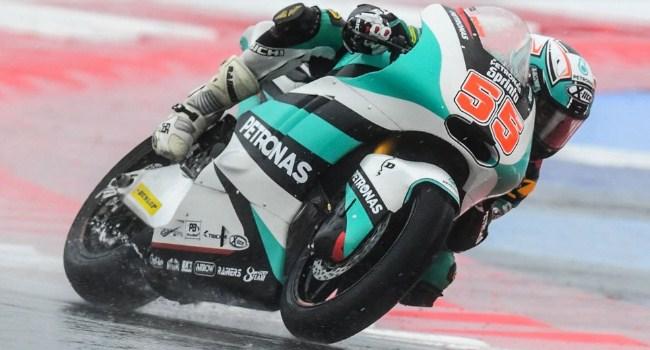 Syahrin Gantikan Folger di MotoGP 2018