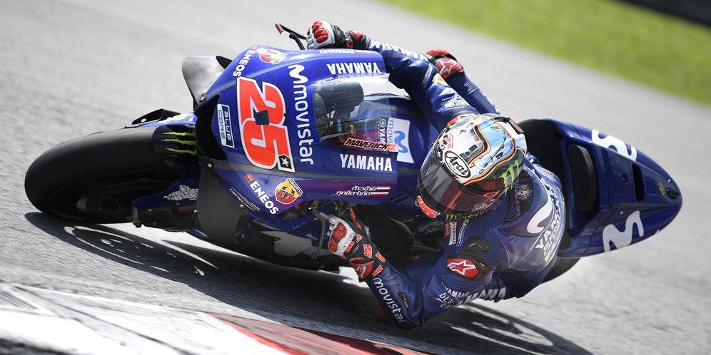 Masukan Vinales Tak Bermanfaat Bagi Yamaha