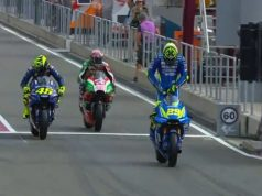 FP1 GP Qatar: Dovi Tercepat, Rossi Kedua