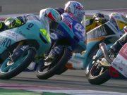 Martin Menangi Balapan Moto3 Qatar