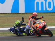 Tak Hormati Lawan, Marquez Dikutuk Banyak Pihak