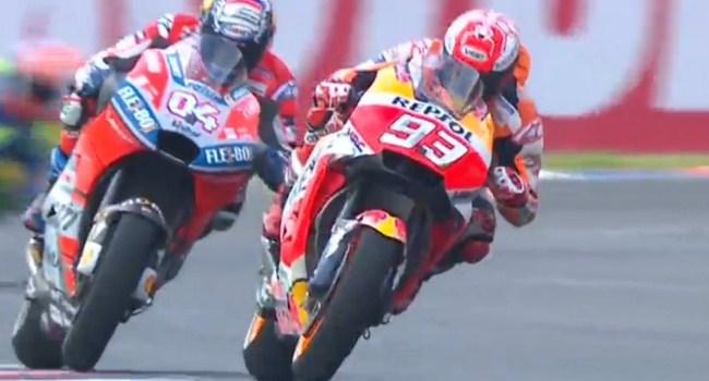 Berikut Hasil Lengkap Latihan Bebas 1 MotoGP Termas, Argentina 2018
