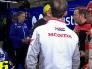 Bos Repsol Honda Komentari Insiden Marquez vs Rossi