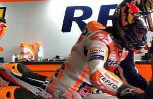Start ke-11, Rossi Keluhkan Ban Depan