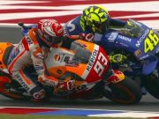 Yamaha Tuntun Marquez ke Race Direction dan FIM