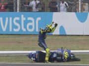 Agostini: Tudingan Rossi ke Marquez Berlebihan
