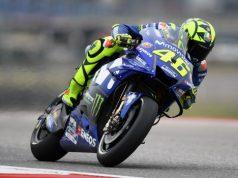 Rossi Keluhkan Lintasan Austin Banyak Gundukan