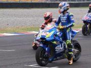 Rins: Sekarang Motor Suzuki Bisa Menang