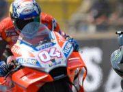 Kecelakaan Le Mans Bikin Dovi Sakit Hati