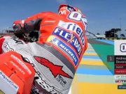 FP2 GP Prancis: Dovi Kalahkan Marquez, Rossi Ketiga