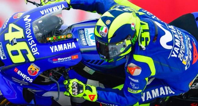 Rahasia Nomor 46 Milik Valentino Rossi