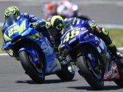 Podium di Jerez, Iannone Mengaku Hanya Beruntung