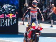 Marquez Nantikan Serangan Rossi-Vinales