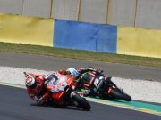 Tekad Zarco Balas Kesialan Le Mans di Mugello