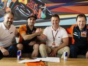 Oliveira ke MotoGP 2019 Bareng KTM Tech3