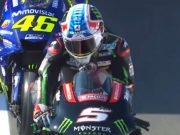 Zarco Rebut Pole GP Prancis, Rossi Start ke-9