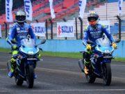 Lorenzo Ganti Siapa di Suzuki, Rins atau Iannone?