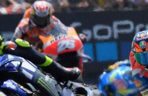 Pedrosa ke Yamaha, Pengumuman di GP Assen