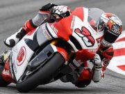 Dimas Ekky Start ke-30 di Moto2 Catalunya