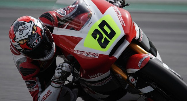 Dimas Ekky Ramaikan Moto2 Catalunya Lewat Wild Card
