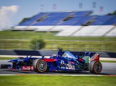 Foto: Keren! Aksi Marquez Jajal Mobil F1 di Red Bull Ring