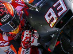 Marquez Tercepat di Tes Resmi MotoGP Barcelona
