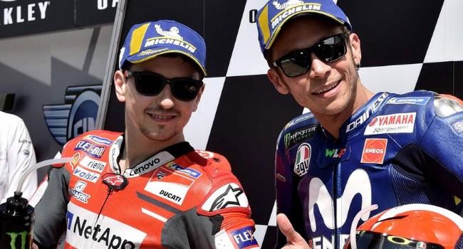 Lorenzo: Saya Lebih Baik dari Rossi di Ducati