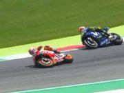 Kecelakaan, Marquez Salahkan Ban Khusus Michelin