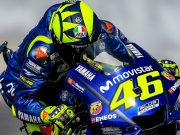 Start ke-7, Rossi Protes Ban Depan Michelin